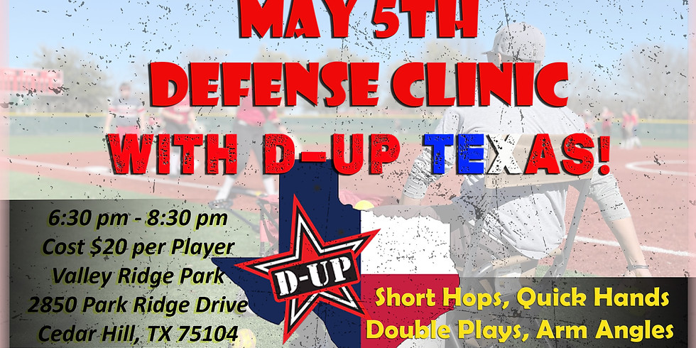 D-Up Texas May 5th
