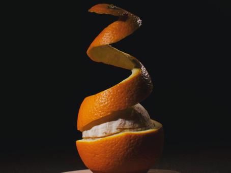¿Cómo utilizar la cáscara de naranja?
