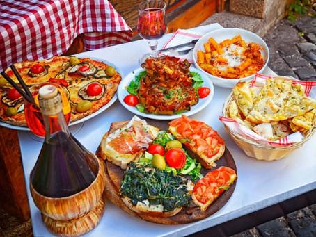 Ricardo Haddad Musi : Prepara comida italiana como un experto
