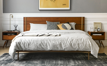 Venice Gold IV Bed Frame