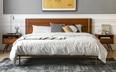 Venice Gold IV Bed Frame