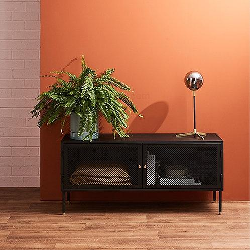 Myst (Black) TV Cabinet