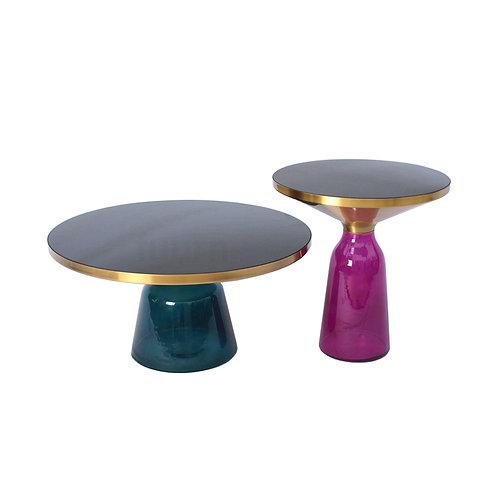 Elegant Glass (Set) Coffee Table