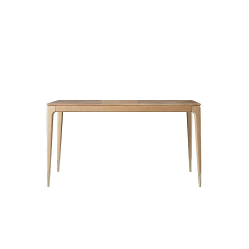 Nordic Gold Wood Table