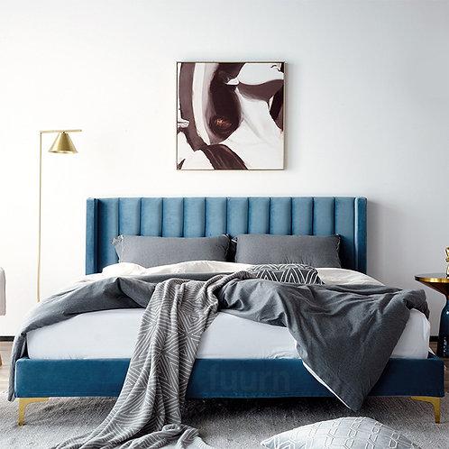 Velvet Beauty Bed Frame