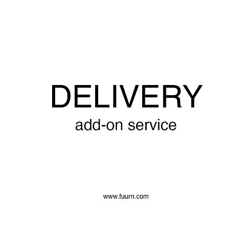 HK$ 300 : Delivery Service