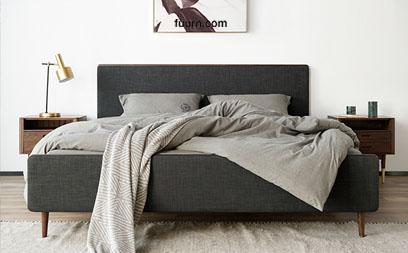 Modern Elegance Bed Frame