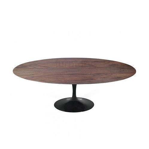 Oval (Wood) Tulip Table