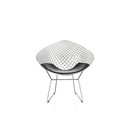 Diamond Wireframe Chair