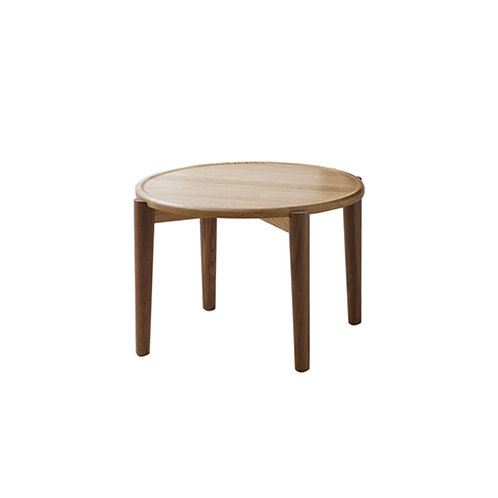 Wood Tier (Small) Side Table