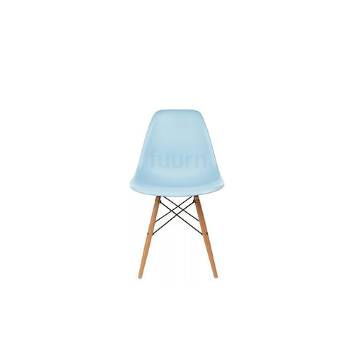 DSW (Blue) Wood Chair