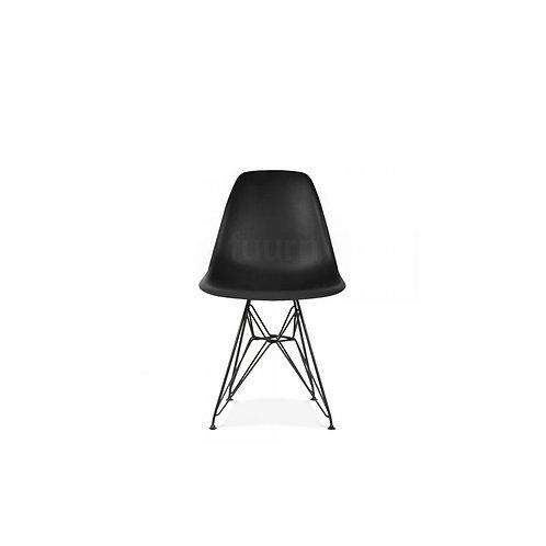 DSR (Black) Metal Chair