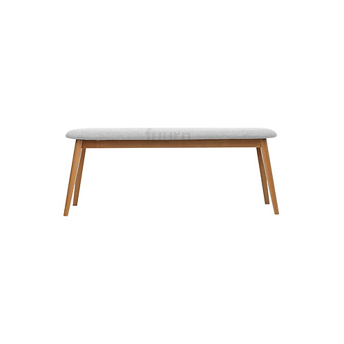 Cushioned (Natural) Bench