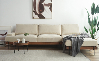 Vittra-L Shape Sofa