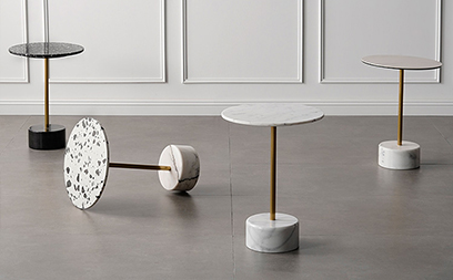 Marble Beauty Side Table