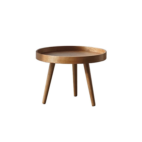 Lina Wooden (Small) Side Table