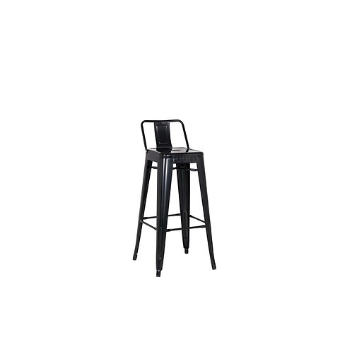 Tolix (Tall Back) Bar Stool
