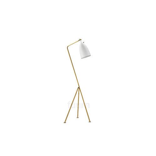 Grasshopper (Brass) Reading Lamp