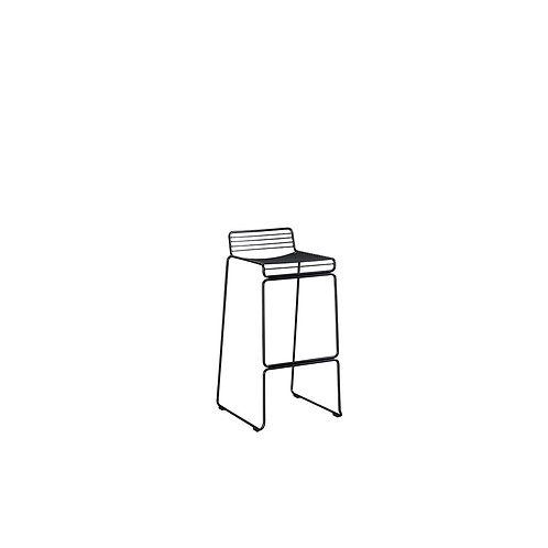 Wireframe Bar Chair