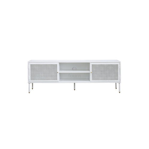 Myst-L (White) TV Cabinet