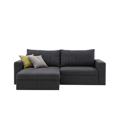 L-Shape (2-seater) Sofa / Bed