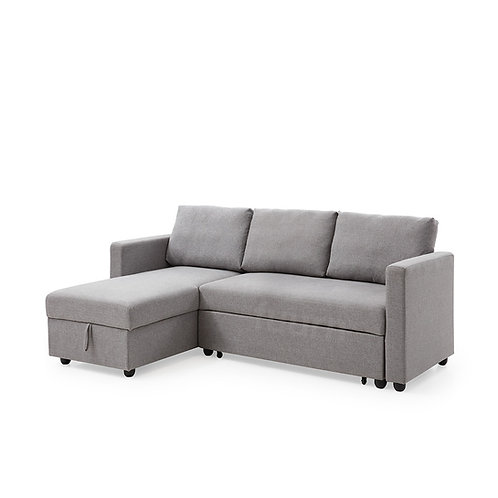 Danish-L (3-seater) Sofa Bed