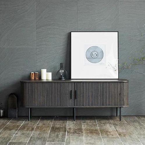 Vitra (Walnut) TV Cabinet