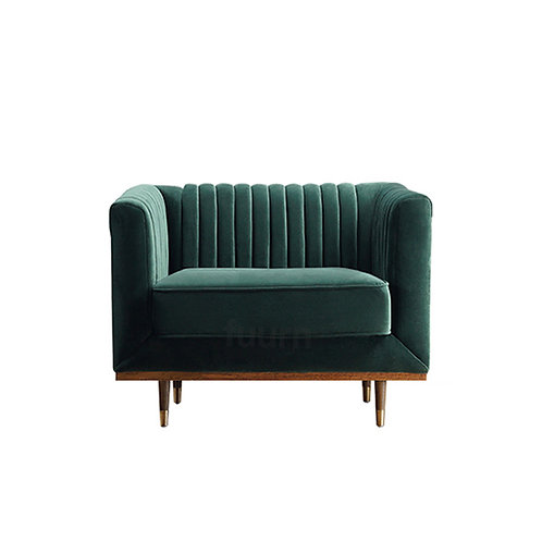 Velvet Beauty Armchair