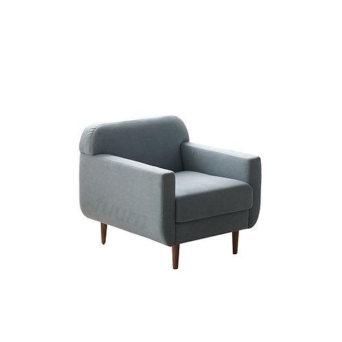 Curvy Edge Armchair