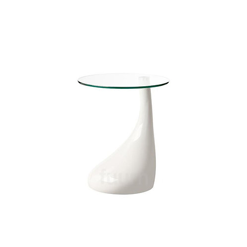 Tear Drop Side Table