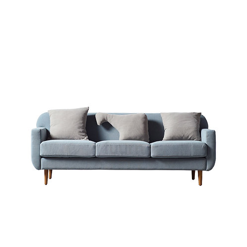 Curvy Edge Sofa
