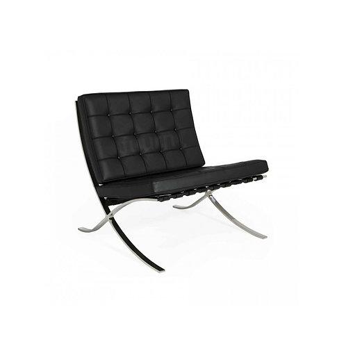 Mies Lounge Chair &/ Ottoman