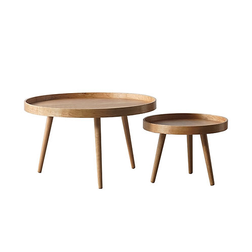 Lina Wooden (Set) Coffee Table