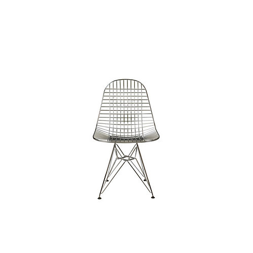 DWR Wireframe Chair