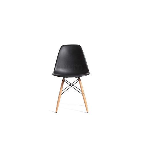 DSW (Black) Wood Chair