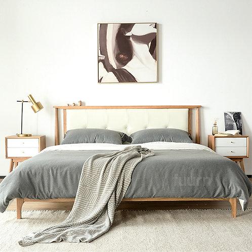 Danish Modern Bed Frame