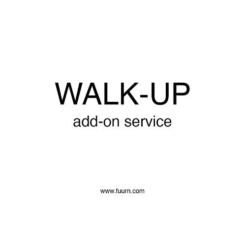 M : Walk-Up Service (Level 3)