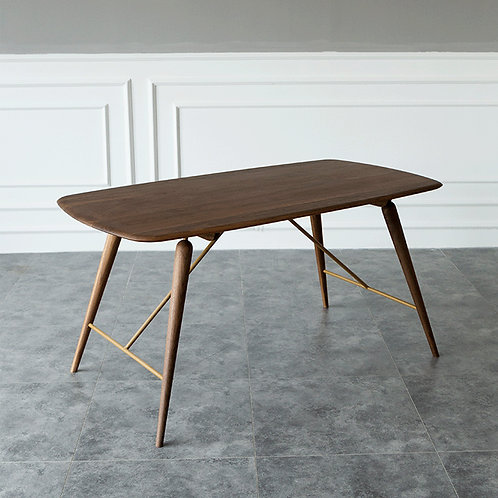 Venice Modern Solid Wood Table