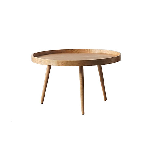 Lina Wooden (Large) Side Table