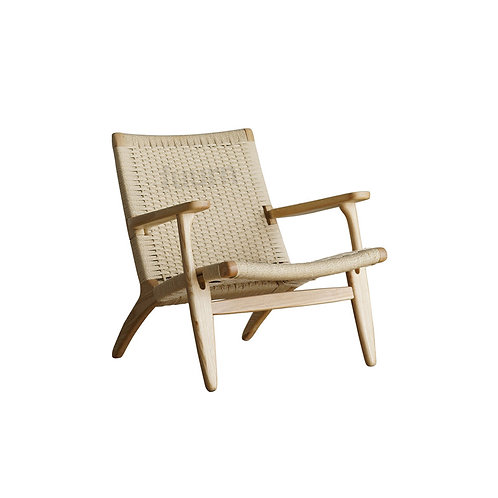 Nordic Rope Lounge Chair