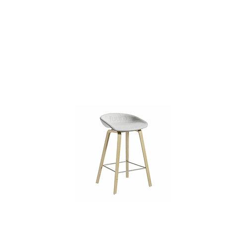 Hay (Fabric) Modern Bar Chair