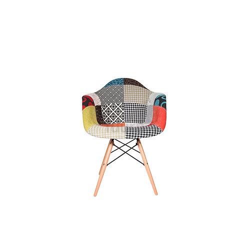 Patchwork DAW Armchair