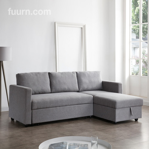 Danish-L (3-seater) Sofa Bed
