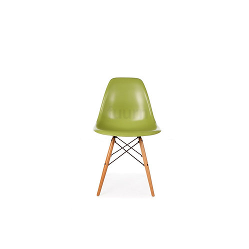 DSW (Green) Wood Chair