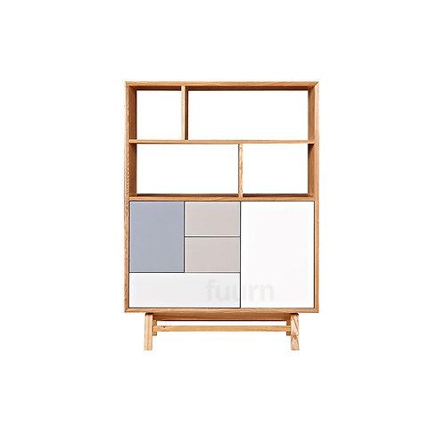 Blox Modern Bookcase