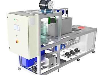 Laboreinrichtungen von FlexBio Technologie jedlicher Art. Weltweit.