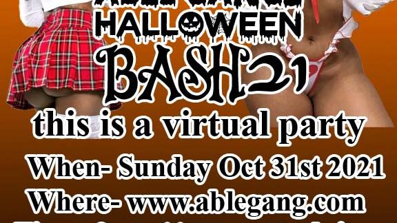 Dj Able Presents Able Gang Halloween Bash 2020