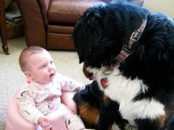 A girl's best friend!