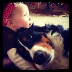 Koda - a girl's best friend!