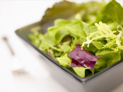 Receita Magica: Salada e seu poder fitoenergético